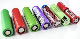 IMR-Batterier