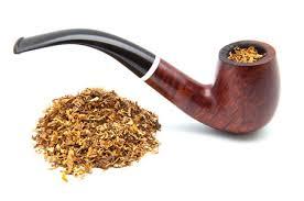 Pipa med tobak